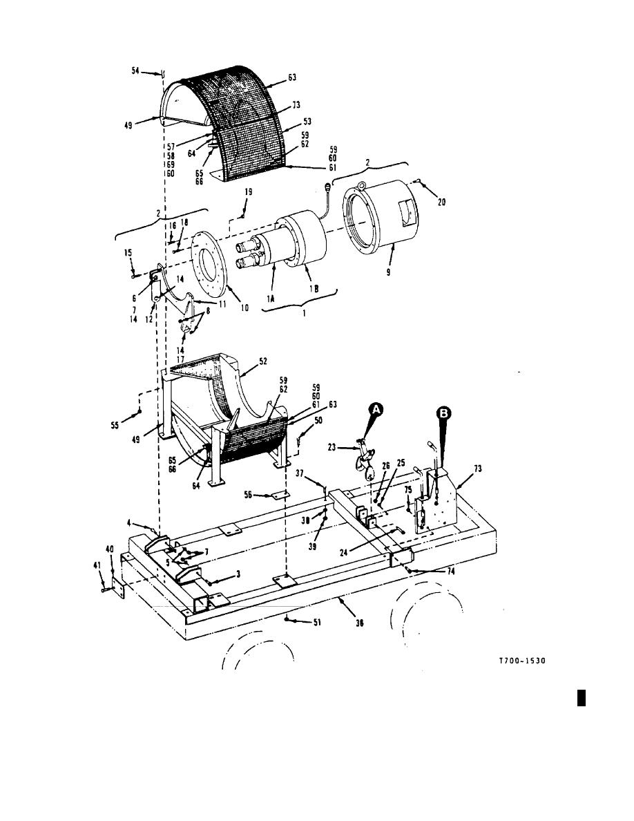 figure 7-49. t700 mets test adapter part no. 21c7069g04 ... jaguar xk8 engine diagram engine radiator jose #4