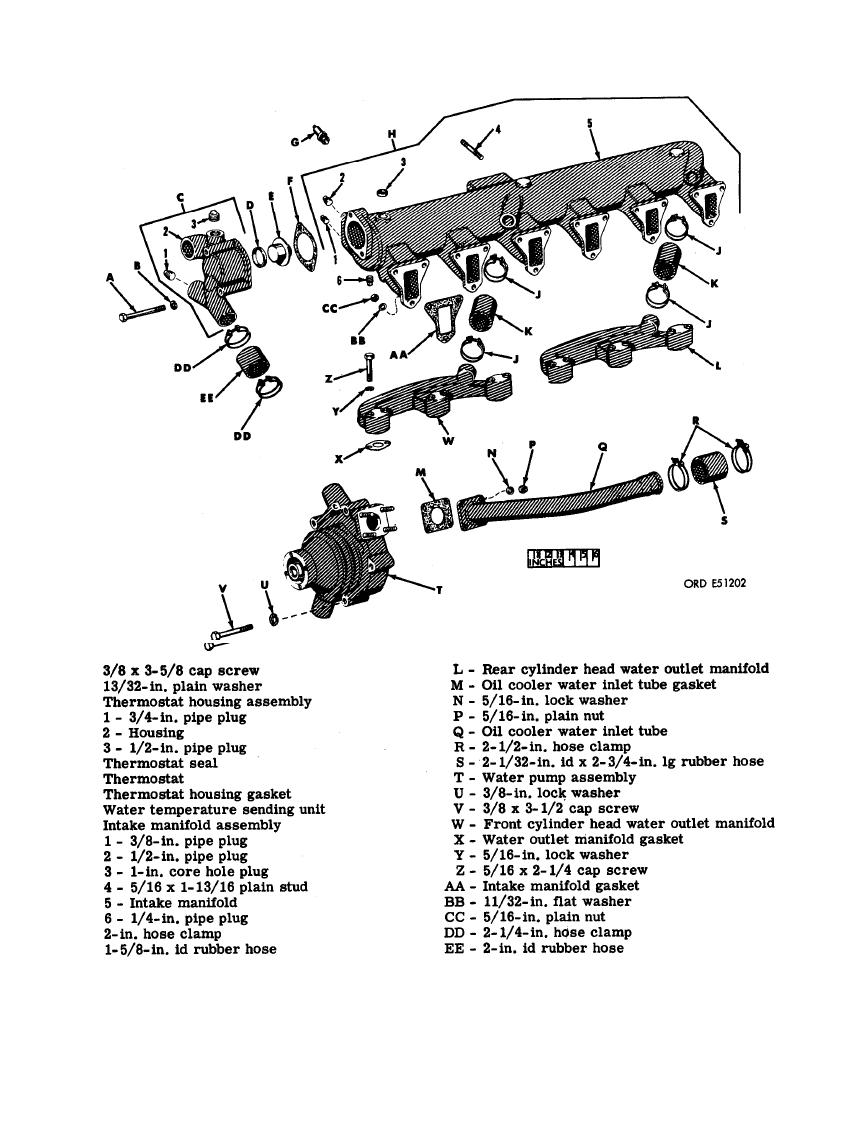 Porsche cayman parts in addition P 0996b43f80371ae3 also Id10 furthermore TM 9 2815 204 350265 moreover Volvo Penta Explodedview 7797478 26 35169. on an exploded view of the water pump thermostat housing