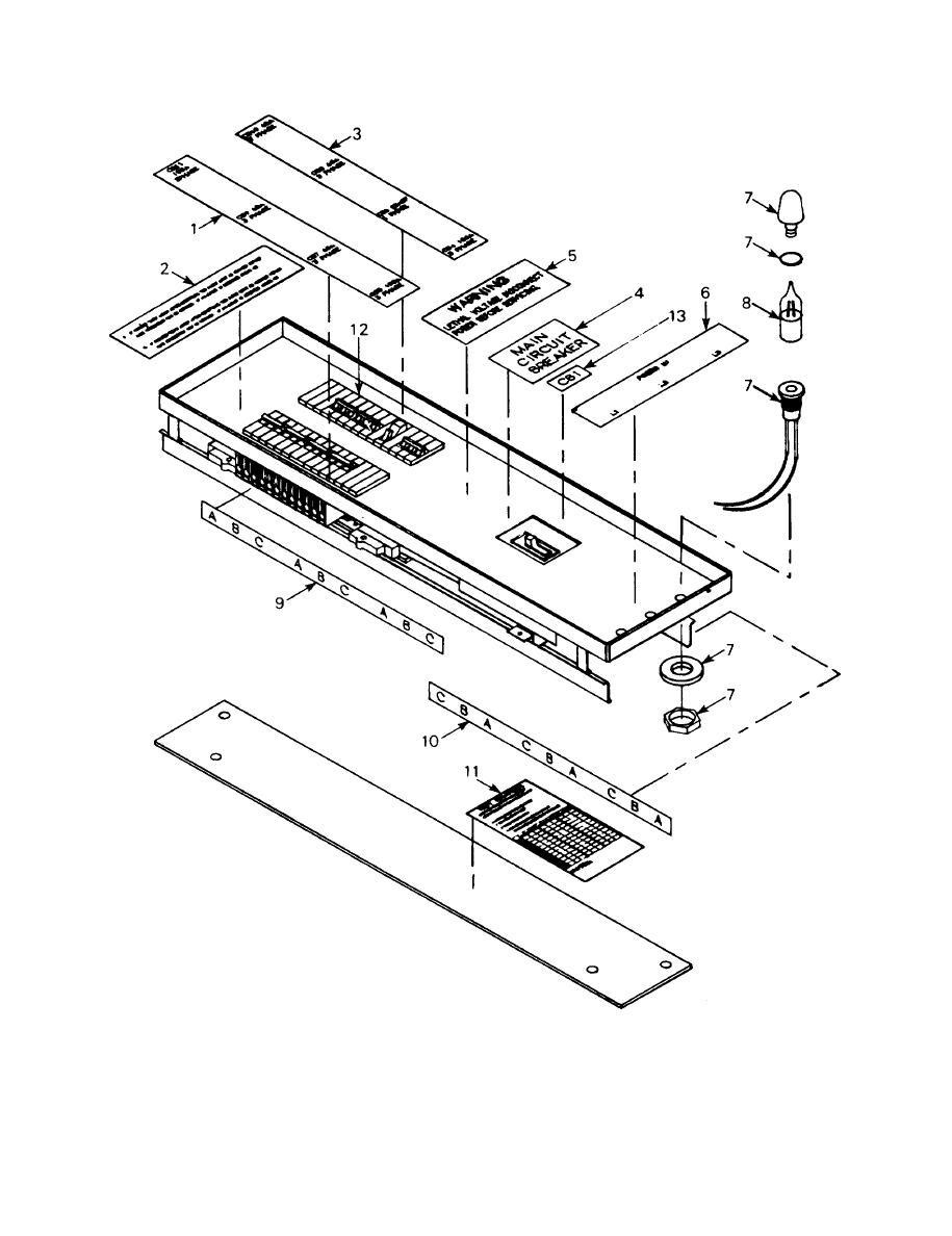 figure 6  m200 fedder center circuit breaker panels
